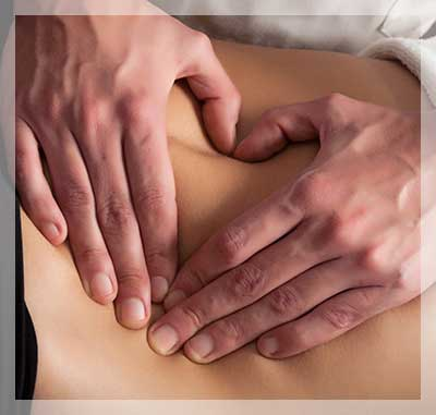 Lower back treatment at Leeds osteopathy centre